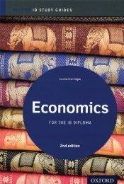 SHELF 9780198390015, IB Study Guide Economics for the IB Diploma, 2nd Edition SAMPLE40