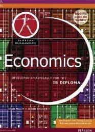 SHELF 9780435089986, Pearson Baccalaureate Economics for the IB Diploma [Hardcover] SAMPLE40