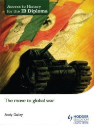 SHELF 9781471839320, Access to History for the IB Diploma The Move to Global War SAMPLE40