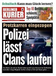 Berliner Kurier 20.03.2019