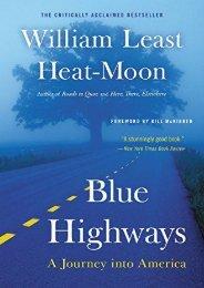 (BARGAIN) Blue Highways: A Journey into America eBook PDF Download