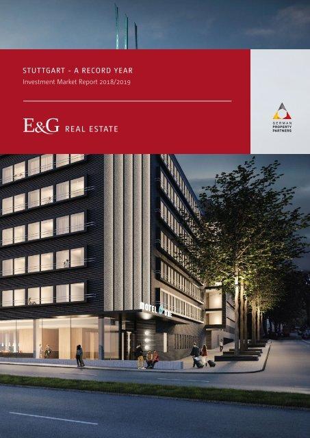 E & G Investment Marktet Report 2018/2019