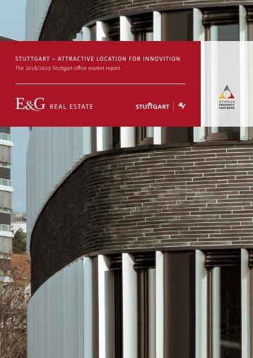 E & G Stuttgart Office Market Report 2018-2019