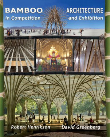 Bamboo architecture - International Algae Competition