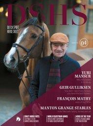 Dutch Sport Horse Sales Magazine 2018