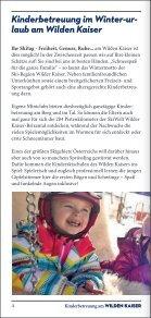 Kinderbetreuung im Winter - Seite 4