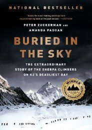 (BARGAIN) Buried in the Sky: The Extraordinary Story of the Sherpa Climbers on K2's Deadliest Day eBook PDF Download