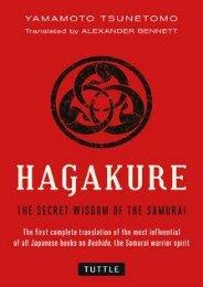 (FUNNY) Hagakure: The Secret Wisdom of the Samurai eBook PDF Download