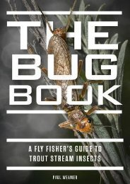 (SPIRITED) The Bug Book: A Fly Fisher's Guide to Trout Stream Insects eBook PDF Download