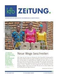 kfb-Zeitung (02/2019)