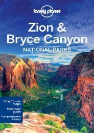 (SECRET PLOT) Lonely Planet Zion  Bryce Canyon National Parks eBook PDF Download