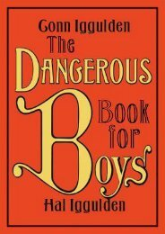 (SECRET PLOT) The Dangerous Book for Boys eBook PDF Download