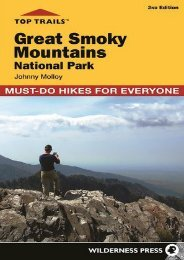 (GRATEFUL) Top Trails: Great Smoky Mountains National Park: 50 Must-Do Hikes for Everyone eBook PDF Download