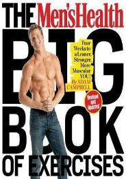 (FUNNY) The Men's Health Big Book of Exercises: Four Weeks to a Leaner, Stronger, More Muscular You! eBook PDF Download