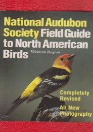 (STABLE) National Audubon Society Field Guide to North American Birds: Western Region (National Audubon Society Field Guide) eBook PDF Download