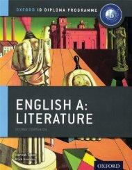 9780198390084, IB English A Literature Course Book SAMPLE40