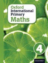 9780198394624, Oxford International Primary Maths Stage 4 Age 8-9 Student Workbook 4 SAMPLE40