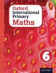 9780198394648, Oxford International Primary Maths Stage 6 Age 10 -11 Student Workbook 6 SAMPLE40