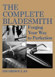(TRUTHFUL) The Complete Bladesmith: Forging Your Way to Perfection eBook PDF Download