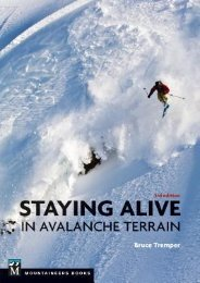 (FUNNY) Staying Alive in Avalanche Terrain eBook PDF Download