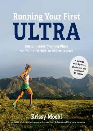 (STABLE) Running Your First Ultra: Customizable Training Plans for Your First 50K to 100-mile Race eBook PDF Download