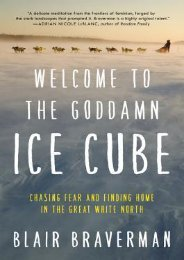 (SECRET PLOT) Welcome to the Goddamn Ice Cube: Chasing Fear and Finding Home in the Great White North eBook PDF Download