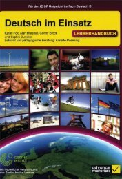 9781107564732, Deutsch im Einsatz - Teacher Book SAMPLE40