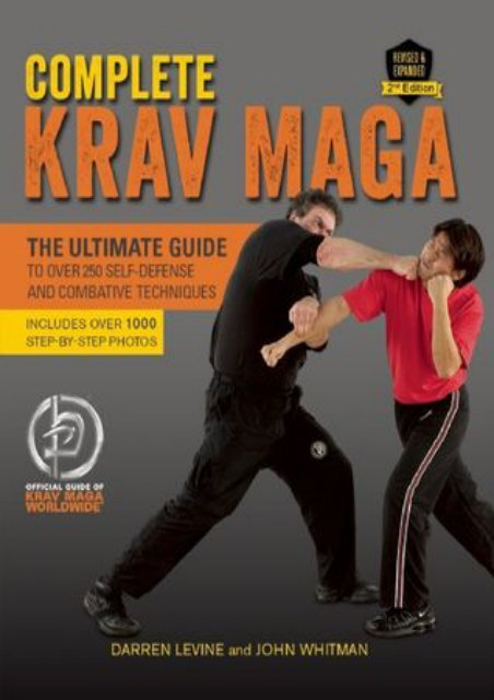 STABLE) Complete Krav Maga: The Ultimate Guide to Over 250