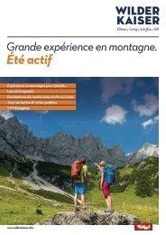 Aktiv im Sommer Französisch