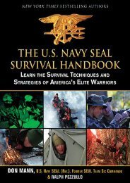 (STABLE) The U.S. Navy SEAL Survival Handbook: Learn the Survival Techniques and Strategies of America's Elite Warriors eBook PDF Download
