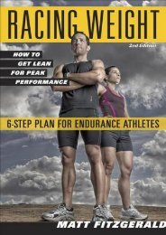 (BARGAIN) Racing Weight: How to Get Lean for Peak Performance eBook PDF Download