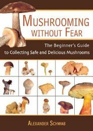 (STABLE) Mushrooming Without Fear: The Beginner's Guide to Collecting Safe and Delicious Mushrooms eBook PDF Download
