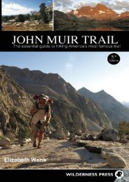 (MEDITATIVE) John Muir Trail: The Essential Guide to Hiking America's Most Famous Trail eBook PDF Download