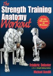 (RECOMMEND) The Strength Training Anatomy Workout eBook PDF Download