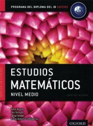 9780198338758, Estudios Matematicos Spanish Translation Course Book SAMPLE40