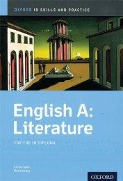 9780199129706, IB English A Literature Skills and Practice SAMPLE40