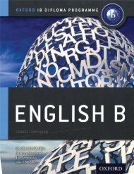 9780199129683, IB English B Course Book SAMPLE40