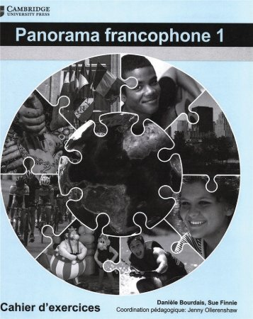 9780992705626, Panorama Francophone 1 Cahier d'exercices Pack of 5 SAMPLE40
