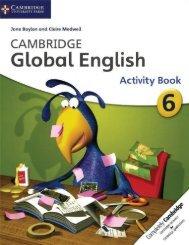 9781107626867, Cambridge Global English Activity Book 6 SAMPLE40