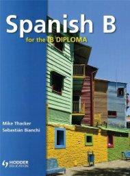 9781444146400, Spanish B for the IB Diploma Student Book SAMPLE40