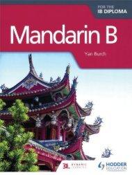 9781471829093, Mandarin B for the IB Diploma SAMPLE40