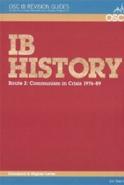 9781907374029, IB History Route 2 Communism in Crisis 1976-89 SL HL SAMPLE40