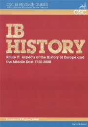 9781907374098, IB History Route 2 Aspects of the History of Europe and the Middle East 1750-2000 SL HL SAMPLE40