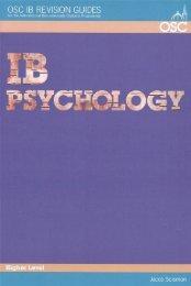 9781907374418, IB Psychology HL SAMPLE40