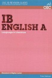 9781907374708, English A Language & Literature SL HL SAMPLE40
