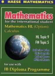 9781921972331, Mathematics HL (Option) Calculus HL Topic 9, FM Topic 5 SAMPLE40