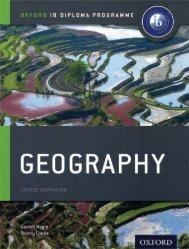SHELF 9780198389170, IB Diploma Course Companion Geography SAMPLE40