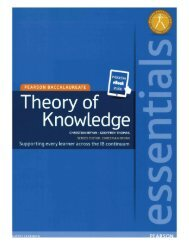 SHELF 9781447990703, Essentials Theory of Knowledge   eText bundle SAMPLE40