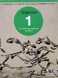 SHELF 9780170353403, Science 1 for the International Student SAMPLE40