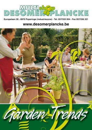 Garden Trends - Desomer - Plancke